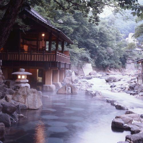 TAKARAGAWA ONSEN OSENKAKU / Gunma Prefecture