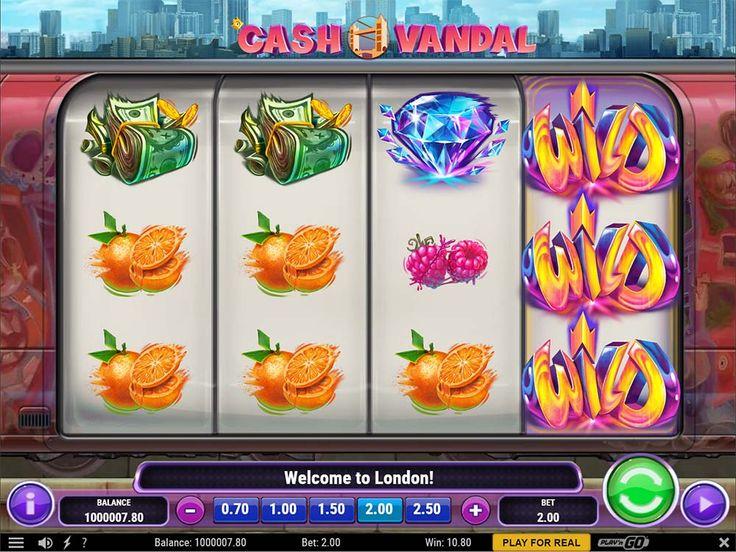 Igre wins cash vandal playn go casino slots usb omania