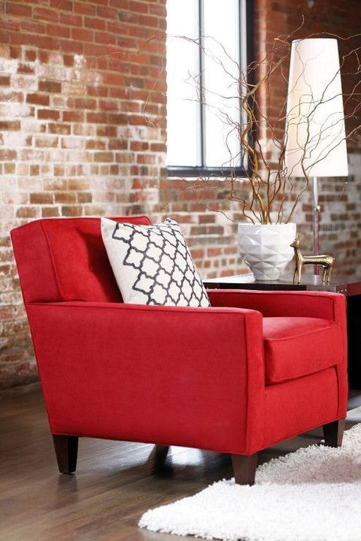 30 stylish red chair ideas for modern impression at home furniture rh pinterest com