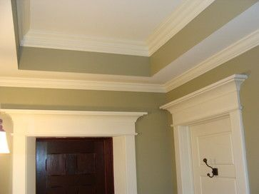 64 best images about craftsman style window trim on for Mission style trim molding