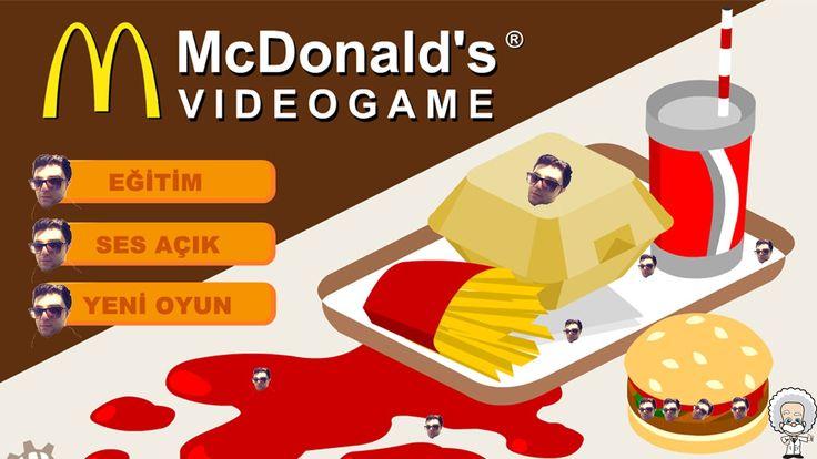 McDonalds Yönet 2 - Simülasyon Oyunları - Simulation Games