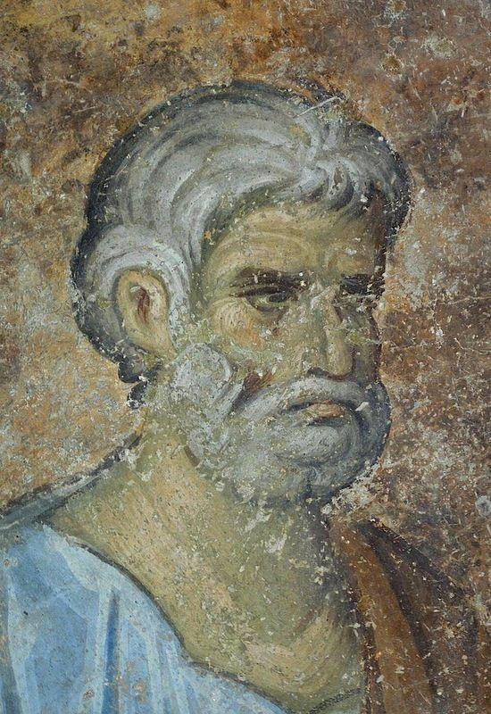 Святой Апостол Пётр. 1263 - 1268 годы.