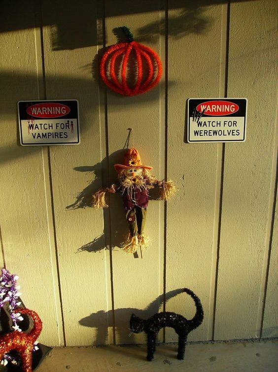 85+ Ghoulish And Astounding Halloween Yard Décor Ideas Happy