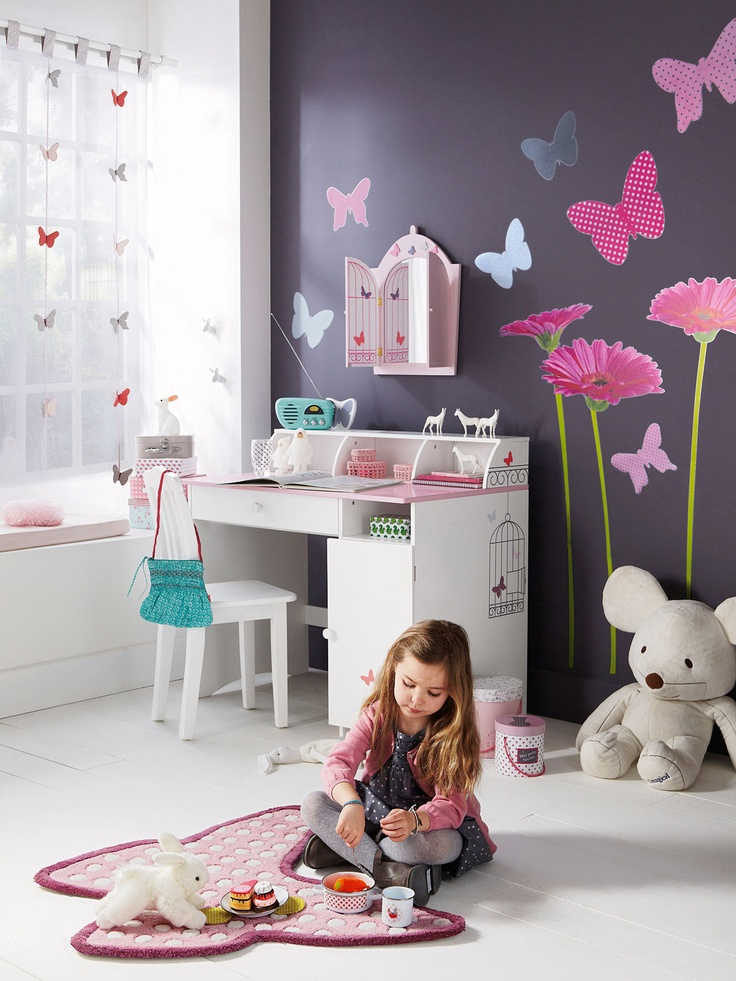 vorhang kinderzimmer selber nahen verschiedene ideen f r die raumgestaltung. Black Bedroom Furniture Sets. Home Design Ideas