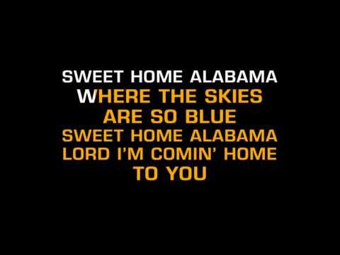 17 best images about music i love for Who sang the song sweet home alabama