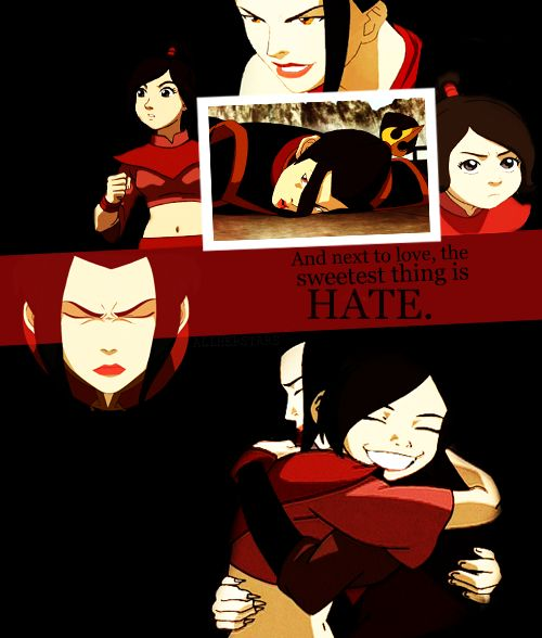 Avatar Legend Of Korra Nobu Porn - Wallpaper and background photos of TyLee and Azula for fans of Avatar: The Last  Airbender images.