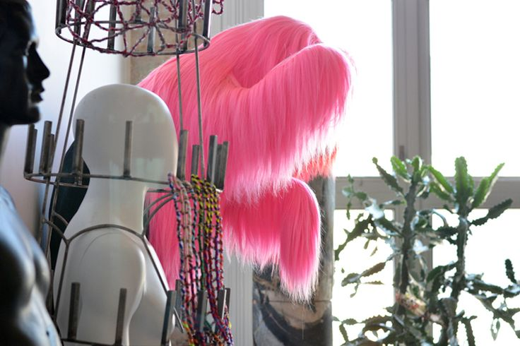 Nick Cave's Home - https://www.trnk-nyc.com/stories/nick-cave/
