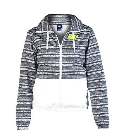 NIKE WOMENS NIKE CITY BLOCKER JACKET Grey