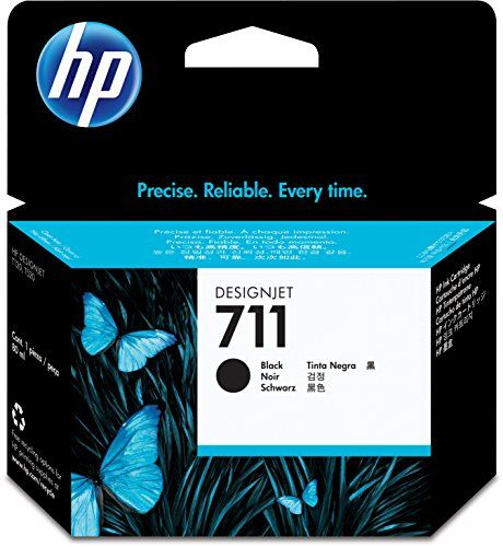 HP CZ133A CZ133A, HP-711, Ink, 80 mL, Black - http://www.newofficestore.com/hp-cz133a-cz133a-hp-711-ink-80-ml-black/