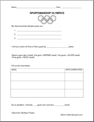 Remarkable Sportsmanship Worksheets Elementary On Good ...