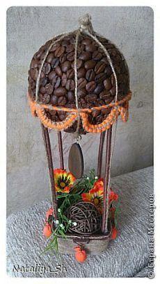 Воздушный кофе-шар. Мастер-класс