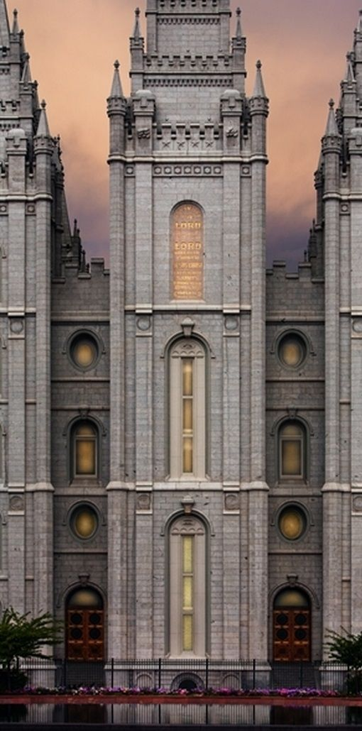 """A Mighty Fortress"" by Robert A. Boyd More LDS Gems at: MormonLink.com"