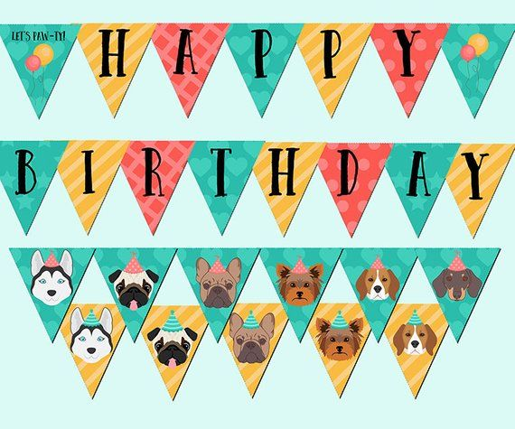 It's just an image of Happy Birthday Banner Printable pertaining to personalized