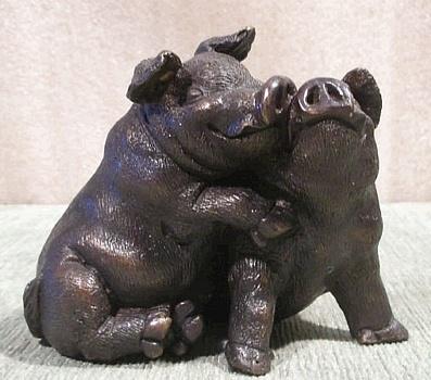 Garden Statues Wildlife Statues Pig Statues And Gifts 19614 | Pig Love |  Pinterest | Sculpture Garden, Garden Statues And Statue