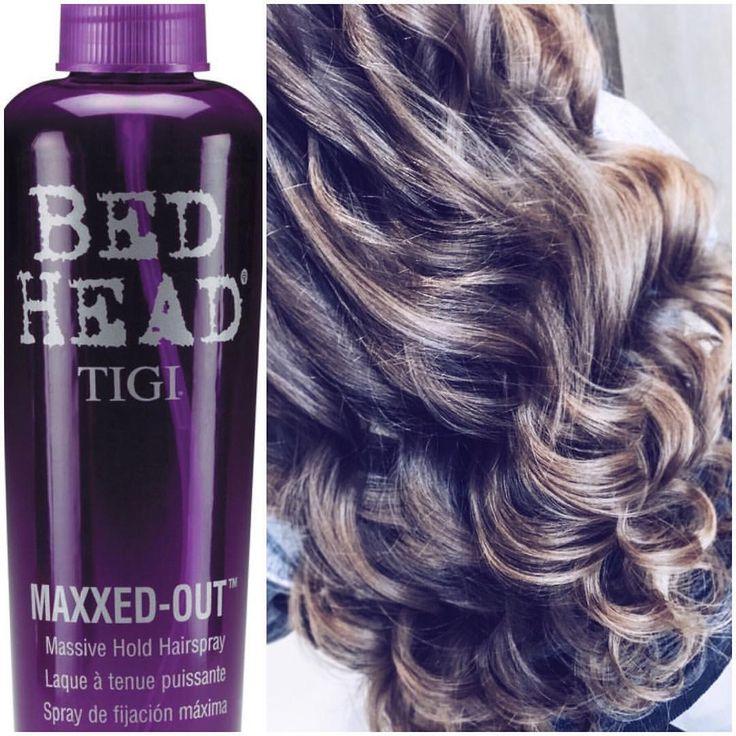 Для супер тяжелых и супер длинных волос нужно средство с супер фиксацией и супер блеском ✨ Если ваши волосы плохо держат укладку, жидкий лак Maxxed-out #tigi - это то, что вы искали !!! Содержит целых три комплекса ингредиентов , отвечающих за сильную фиксацию и два комплекса за блеск 😍 Защищает от UV излучения.  Отлично подойдёт и для работы, и для собственного использования.