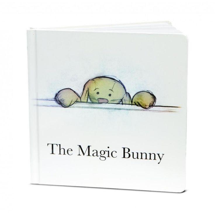 Easter: Book-Magic Bunny