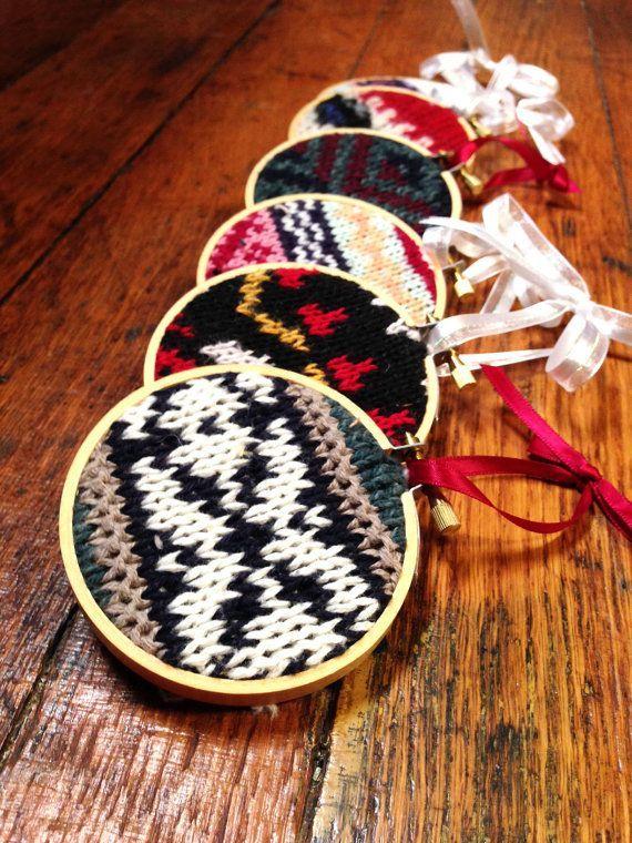 23 Homemade Christmas Ornaments | Pioneer Settler
