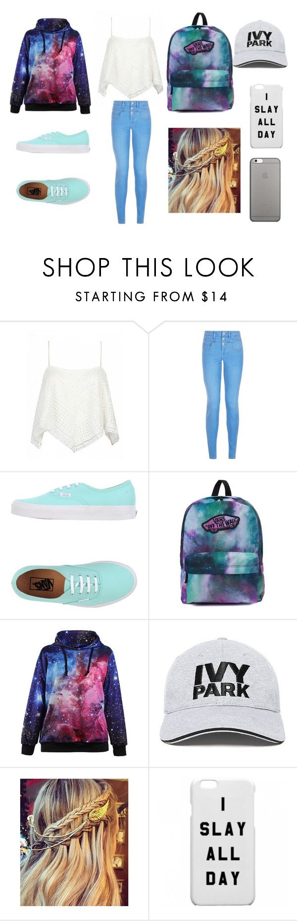 Outfit 8 by sarahcb2002 on Polyvore featuring New Look, Vans, Native Union and Ivy Park