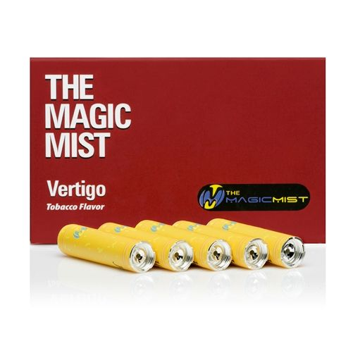 Magic Mist Express Kit cartridges #ecig #vaping