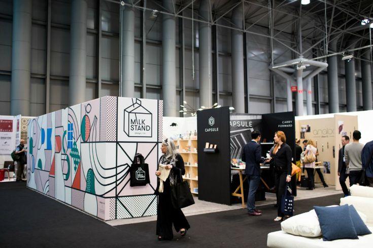 5 Reasons to Visit ICFF #ICFF #Reasons #visit #ICFF2018 #NewYork #internationalfair #NYC #Fair #tradeshow #contemporarydesign Findout all of them @ https://brabbu.com/blog/2018/05/reasons-visit-icff/