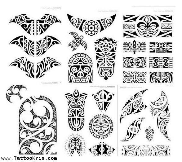 Maori Tattoo Meanings And Symbols: Maori Tattoo Worksheet - Google Search