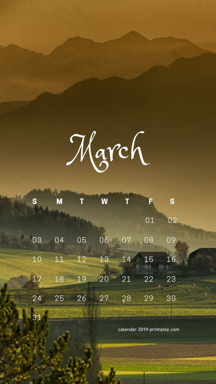 March 2019 Iphone Calendar Wallpapers Marvel Phone Wallpaper