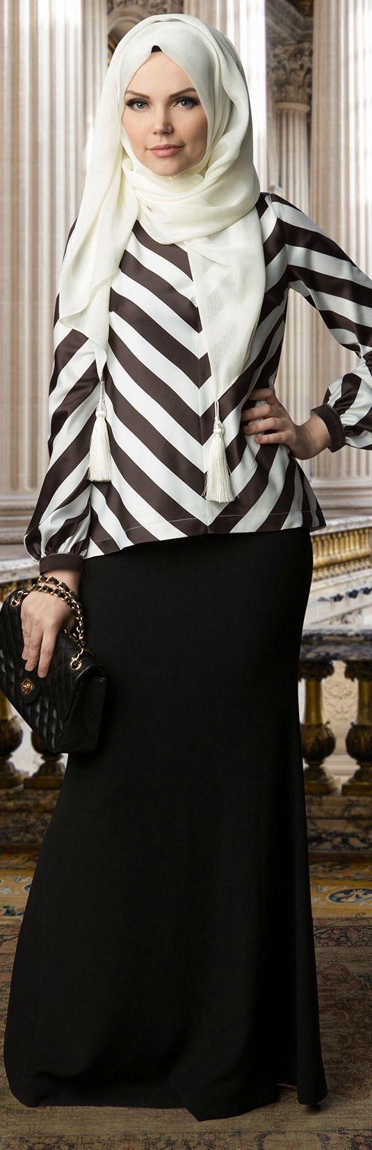 Muslima Wear Black Long Skirt                                                                                                                                                                                 More