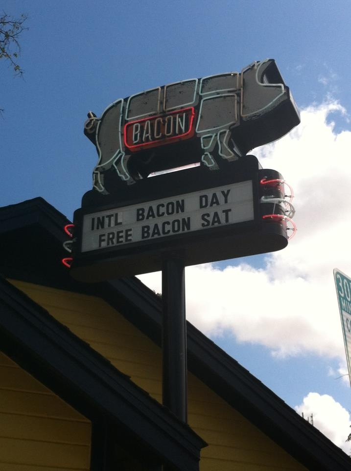 Bacon Austin. I.love.bacon!!