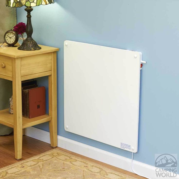 Ecoheater Wall Mounted Ceramic Convection Heater Eco