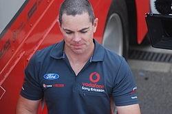 Craig Lowndes - V8 Supercar Driver