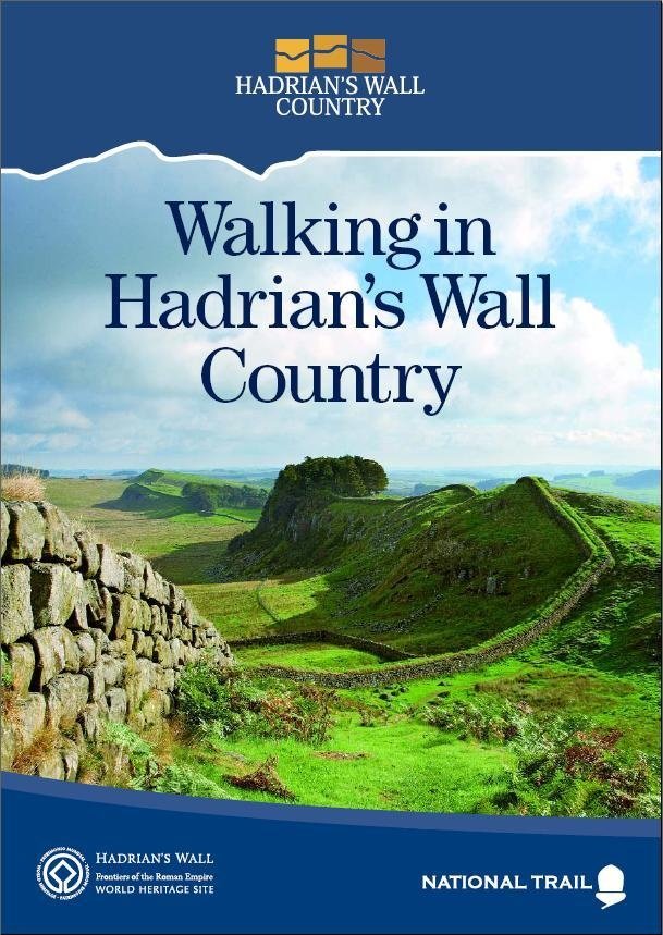 Top 15 Walks Hadrians Wall Path - you'll also be walking in Reiver country.
