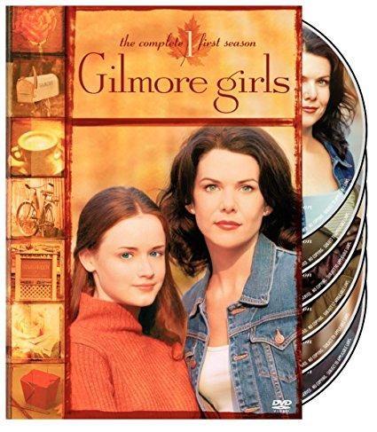 Gilmore Girls: The Complete First Season (DVD / Repackage / Box set / 6 Discs) Scott Patterson, Yanic Truesdale , Lauren Graham, Alexis Bledel, Melissa McCarthy