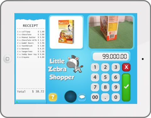 little-zebra-shopper- Excited to use this app to teach money/making change.