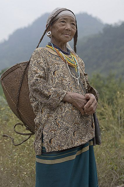 Arunachal Pradesh : Bangni tribe by foto_morgana  #world #cultures