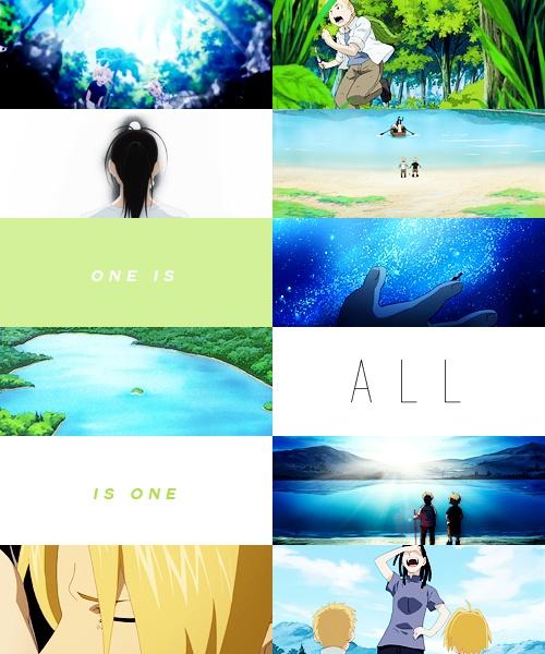 One is all, All is One (Fullmetal Alchemist: Brotherhood)