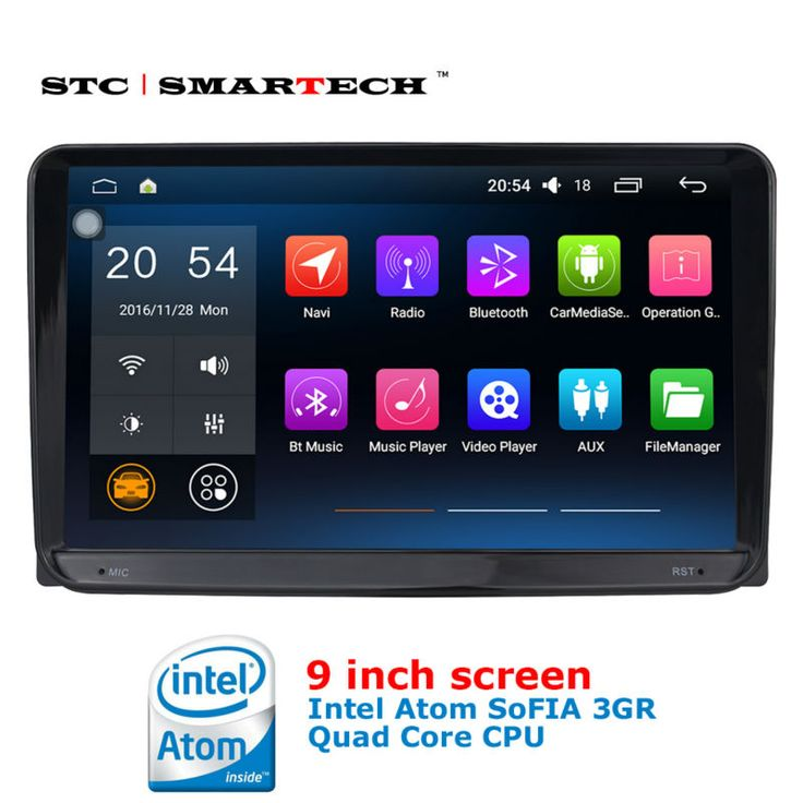 7 Android 6 0 Octa 8Core Double 2DIN Car Stereo Head Unit GPS System BT RDS AUX