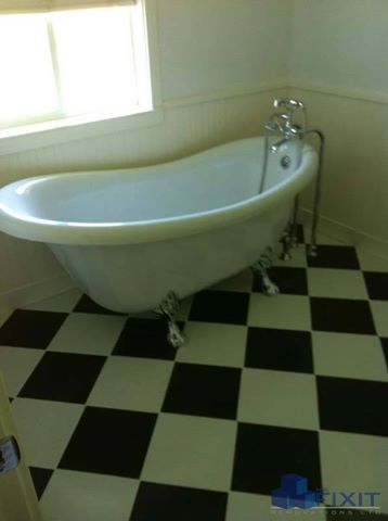 Bathroom Makeovers With Wainscoting 106 best country fresh vintage bathrooms images on pinterest