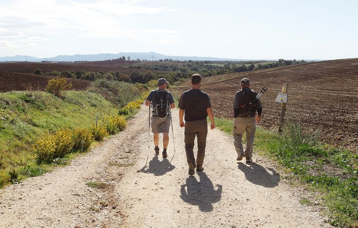 """""""The Way of St. Francis is a network of walking trails that connects Assisi to Rome. Created 15 years ago by the government of Italy's Umbria province, it attempts to mirror the path likely trod by St. Francis of Assisi when he went to Rome to meet Pope Innocent III in 1209."""" (includes video) catholicnecklace"""