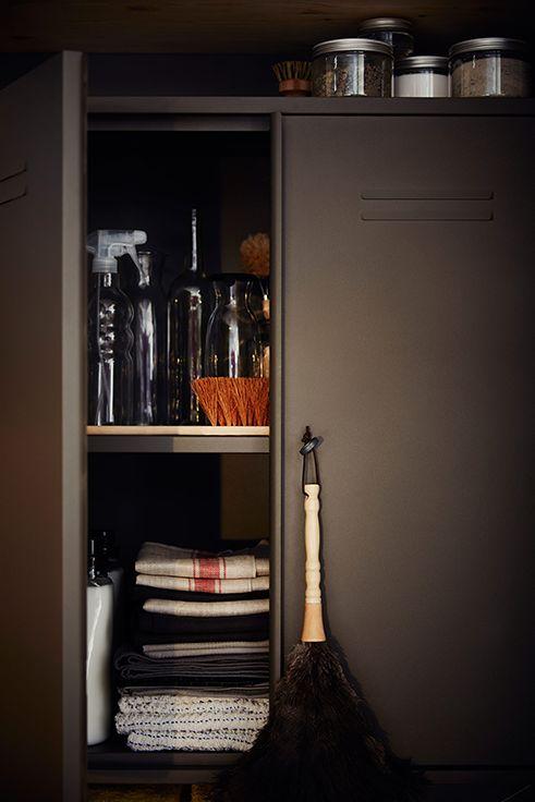 Το αποθήκευσης IVAR σας βοηθάει να κρύβετε όλα σας τα αντικείμενα αλλά και να αναδεικνύετε το στιλ του σπιτιού σας.