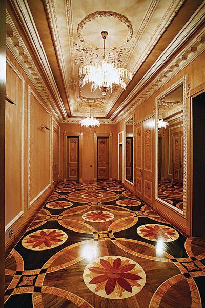 2012 Wood Floor Of The Year Winner Czar Floors Inc