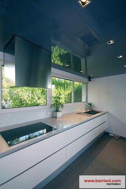 Barrisol soluzioni per la casa cucina controsoffitti for Soluzioni per la casa