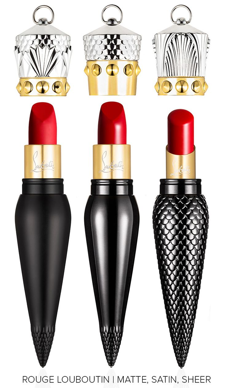 Christian Louboutin Lip Colour Unctuous in nature, this formula is the perfect alliance of luxurious colour, sensuous feel and superior wear: Glides
