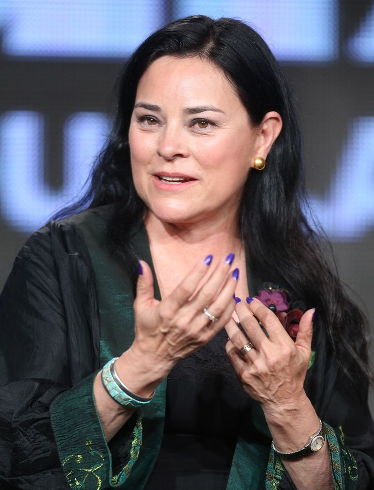 Diana Gabaldon, herself.