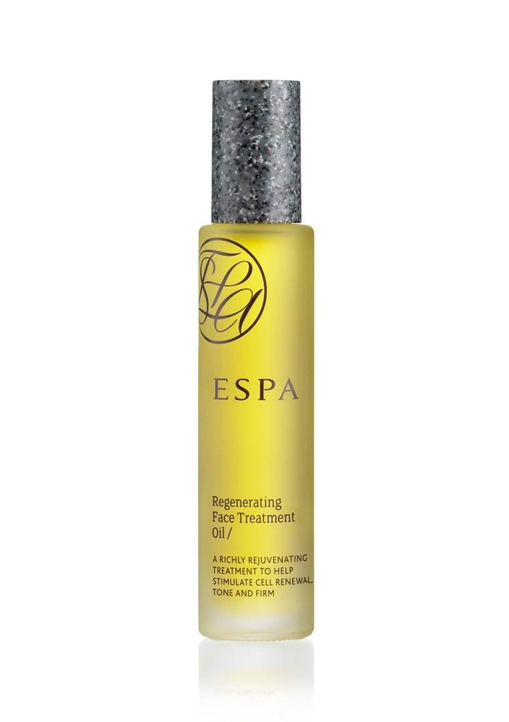 Regenerating Face Treatment Oil | ESPA - hands down most amazing beauty product I own!!! The smell is incredible