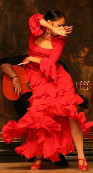 Как сшить костюмы для фламенко