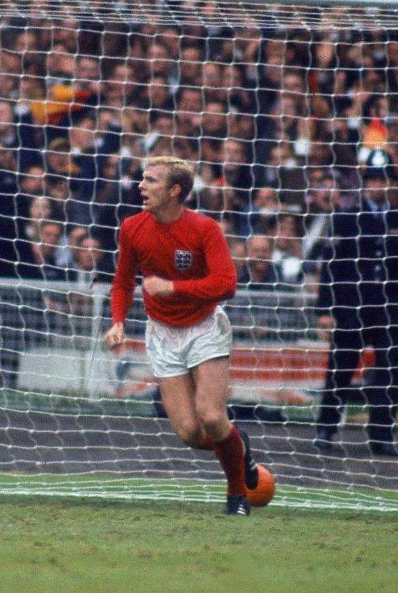 Bobby Moore England 1966