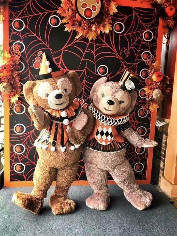Shanghai Disneyland Halloween 2017, 3rd Oct 2017