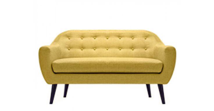 Divano Giallo Ocra : Divano in pelle giallo ocra idee per il design della casa