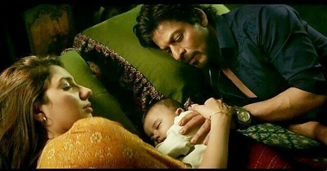 This scene from Raees melts the Heart 😭😭 | Shahrukh khan, Shah rukh khan  movies, Srk movies