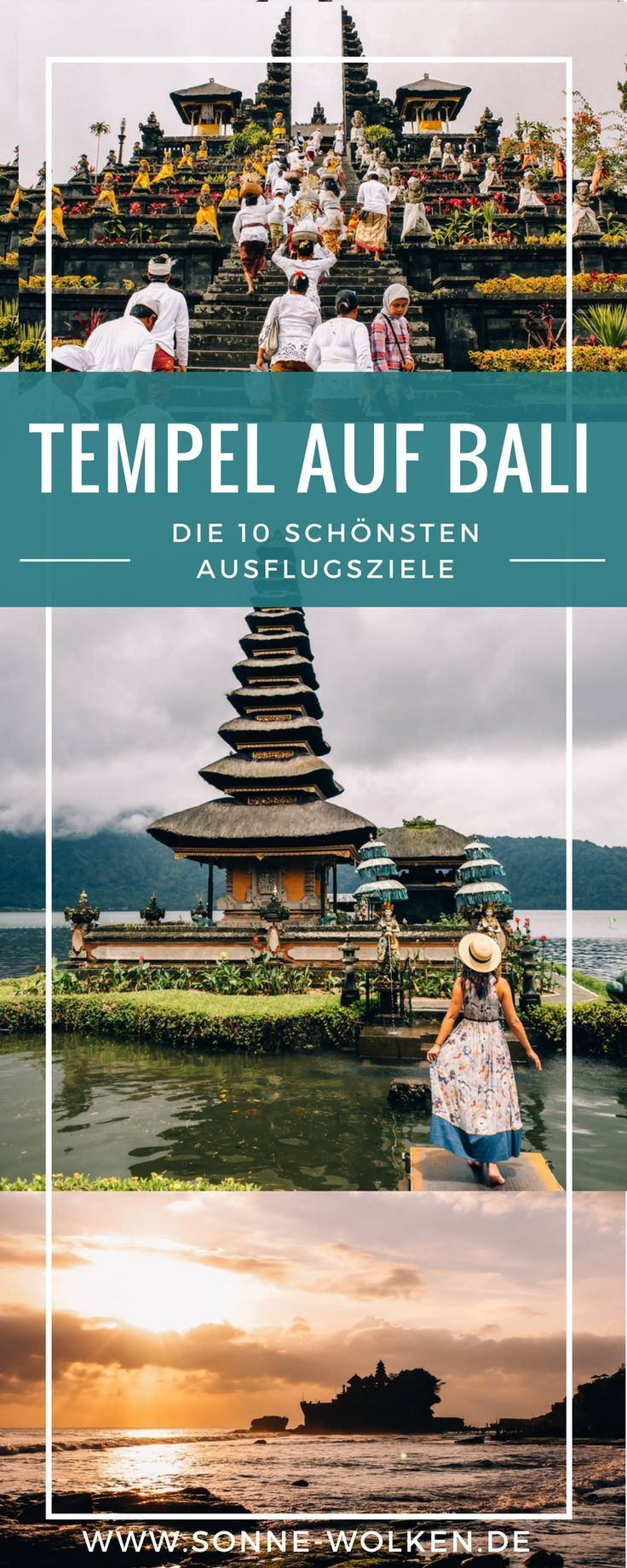 """""""Tempelhopping"""" – Die 10 schönsten Tempel auf Bali"""